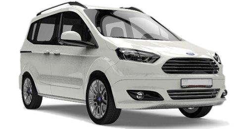 FORD COURİER 1.6 DİZEL OTOMOBİL